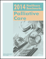 2014 Healthcare Benchmarks: Palliative Care