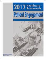 Pre-publication discount on 2017 Healthcare Benchmarks: Patient Engagagement