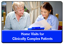 Measuring and Evaluating the Impact of Home Visits for Clinically Complex Patients