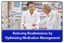 Medication Management: Using Clinical Pharmacists To Complete Comprehensive Drug Therapy Management Post Discharge in High-Risk Patients