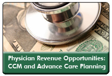 Physician Reimbursement in 2016: Workflow Optimization for Chronic Care Management and Advance Care Planning