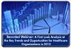 Healthcare Trends in 2012: A Strategic Industry Forecast, a 45-minute webinar on November 2nd, 2011, Replay Available