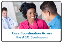 Care Coordination in an ACO: Managing the Population Health Continuum from Wellness to End-of-Life
