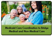 Coordinating Case Management and Community Services: A Collaborative Medicaid Care Model to Bridge Medical and Non-Medical Care