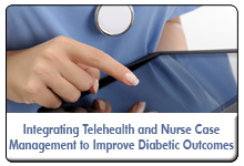 Diabetic Telehealth Monitoring: The Impact of Real-Time Data on High-Risk Patients