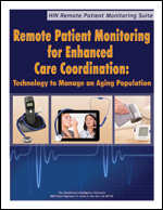 Remote Patient Monitoring for Enhanced Care Coordination: Technology to Manage an Aging Population