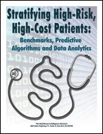 Stratifying High-Risk, High-Cost Patients: Benchmarks, Predictive Algorithms and Data Analytics