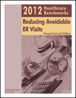 2012 Healthcare Benchmarks: Reducing Avoidable ER Visits