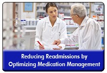 Medication Management: Using Clinical Pharmacists To Complete Comprehensive Drug Therapy Management Post Discharge in High-Risk Patients, a 45 minute-webinar on February 3, 2016, now available for replay