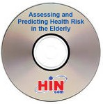 Assessing and Predicting Health Risk in the Elderly, a 45-minute webinar on February 10, 2010. Archive Version