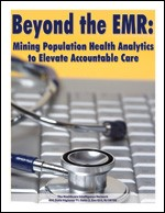 Beyond the EMR Population Health Analytics