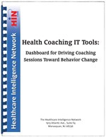 Health Coaching IT Tools: Dashboard for Driving Coaching Sessions Toward Behavior Change