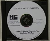 OSHA Exposure Control Training Module