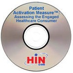 Patient Activation Measure™: Assessing the Engaged Healthcare Consumer for Self-Efficacy, a 60-minute webinar on June 18, 2009, Archive Version