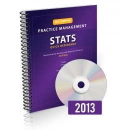 Practice Management STATS Quick Reference - 10 Specialties Edition