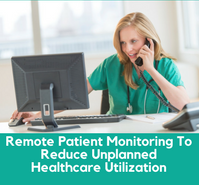 Remote Patient Monitoring at UPMC: Creating Early Warning Systems To Reduce Unplanned Healthcare Utilization, a 45-minute webinar on March 22nd at 1:30 p.m. Eastern
