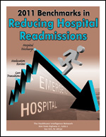 Pre-publication discount on 2011 Benchmarks in Reducing Hospital Readmissions