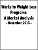 Worksite Weight Loss Programs: A Market Analysis