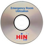 Emergency Room Utilization: Developing a Team Approach to Address Overcrowding Factors That Increase Wait Time, a January 14, 2009 webinar on CD-ROM