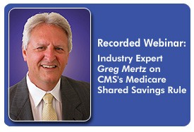 Assessing ACO Business Opportunities in the Medicare and Commercial Markets, a 45-minute webinar on April 21, 2011. Archive Version
