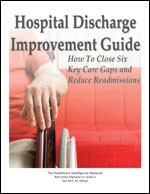 Hospital Discharge Improvement Guide: How to Close Six Key Care Gaps and Reduce Readmissions